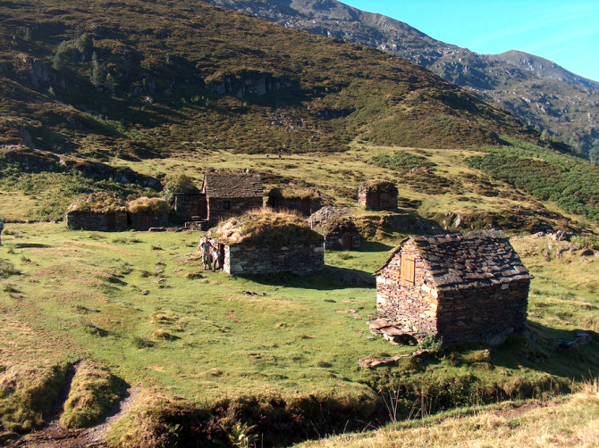 hameau de Goutets